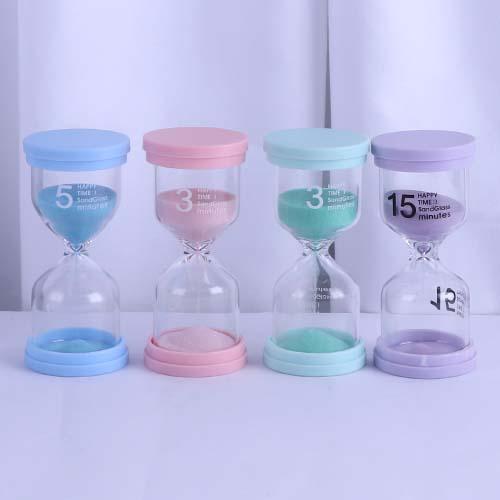 Macaron Happy Time Sandglass feature image