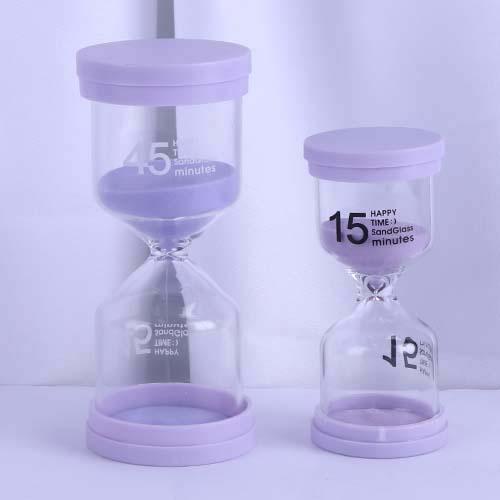 Macaron Happy Time Sandglass two sizes